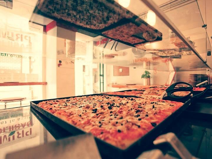 Primo Basílico pizzas