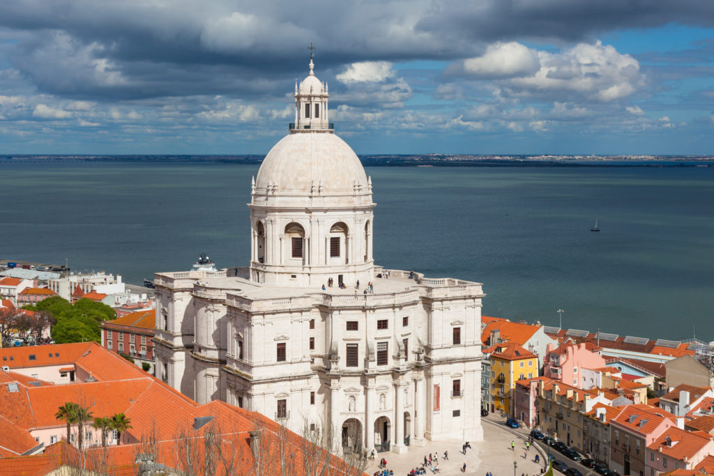Panteón Nacional de Lisboa - Ubicación, precios y horarios